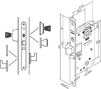 ABLOY  LC204